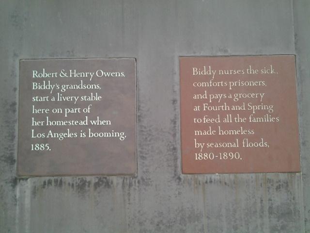 1880-1890: Biddy cares. | 1885: Biddy's grandsons start stable.