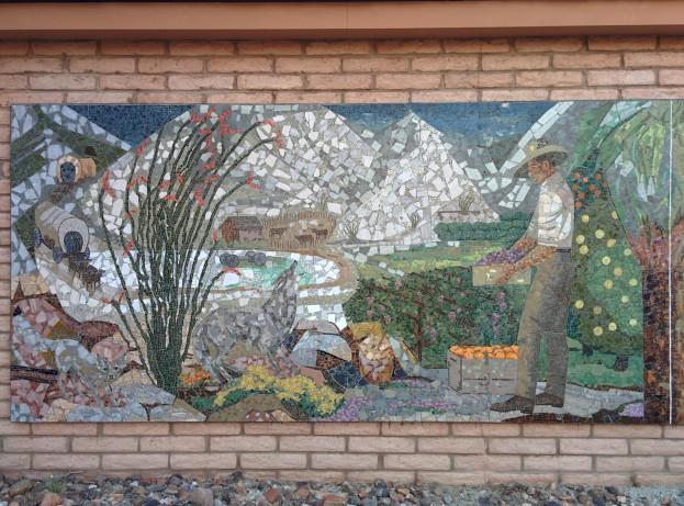 mural left
